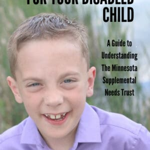 financially caring for your disable child